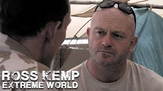 Ross Kemp: Return to Afghanistan - Receiving Packages From Home | Ross Kemp Extreme World