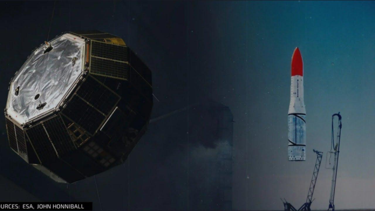 Skyrora launch mission challenge to seek and de-orbit historic Prospero satellite