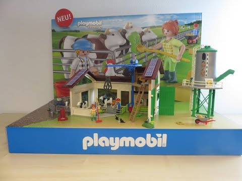 Neuheiten PLAYMOBIL 70132 - Großer Bauernhof mit Silo by besserepreise.com
