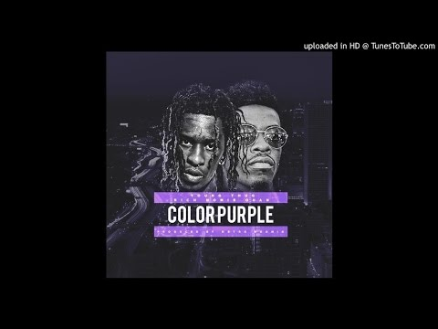 Rich Homie Quan - Color Purple ft. Young Thug [INSTRUMENTAL]