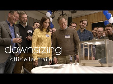 DOWNSIZING | TRAILER A | DE