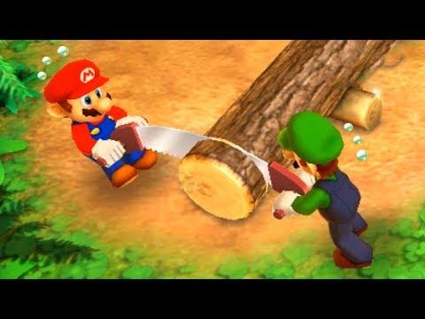 Mario Party: The Top 100 Minigames - Mario Vs Luigi Vs Peach Vs Waluigi
