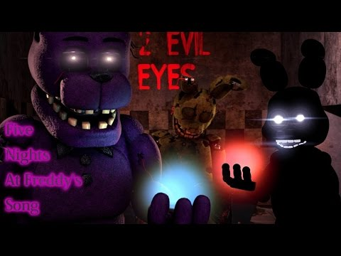 FNAF SFM FNAF1 Song by The Living Tombstone