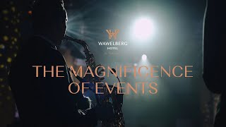 Discover the Magnificence of Events at Wawelberg Hotel St. Petersburg