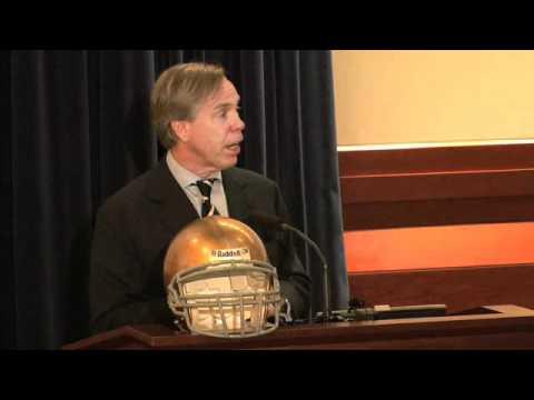 Tommy Hilfiger at Notre Dame