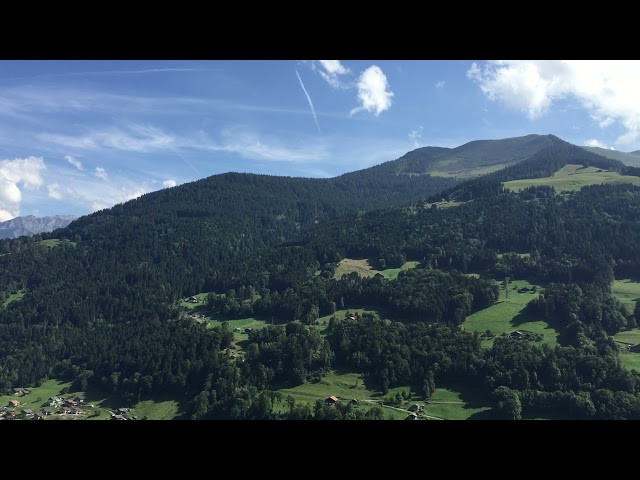 SWITZERLAND - Mountain Road in Valais