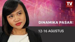 InstaForex tv news: Dinamika Pasar (Agustus 12 - 16)