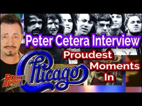Lost Interview: Peter Cetera On The Chicago Songs He's Most Proud Of
