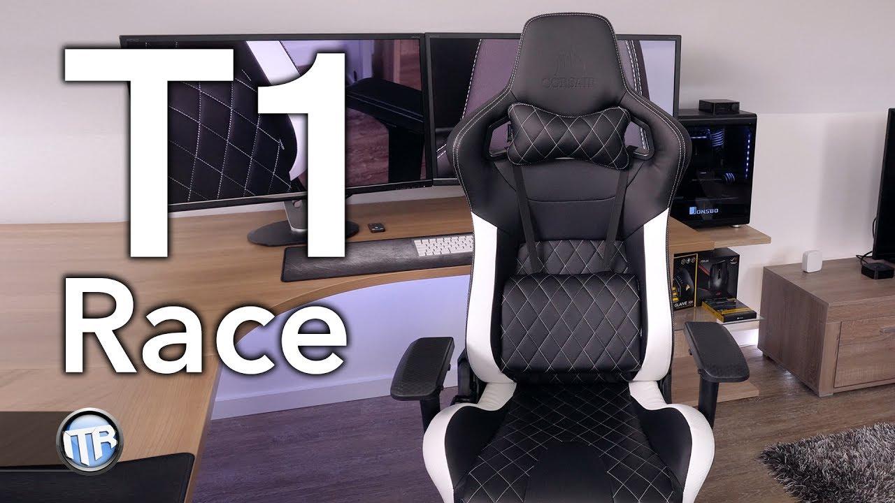 Gaming Stuhl Von Corsair T1 Race Im Test