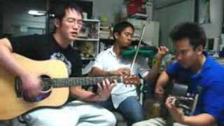 "Yellowcard ""Ocean Avenue"" Acoustic Cover (with Violin)"