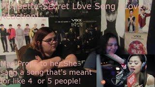Morisette-Secret Love Song(Cover) Reaction!