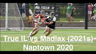 True Illinois Premier vs Madlax Capital (2021s) @ Naptown | Full Lacrosse Game film from August 2020 YouTube Videos