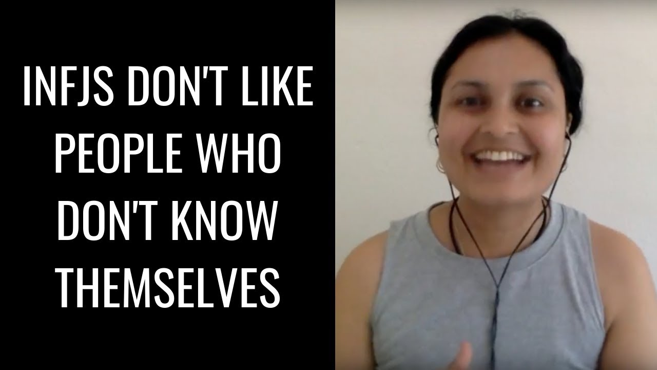 [EP18] INFJs Don't Like People Who Don't Know Themselves
