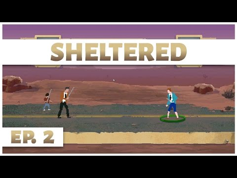 Sheltered - Ep. 2 - Meeting Henry! - Let's Play - Gameplay