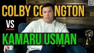 Just how good are Kamaru Usman and Colby Covington?