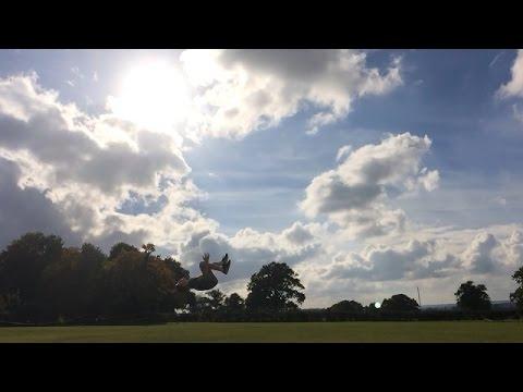 Jack Jones - Parkour and Freerunning