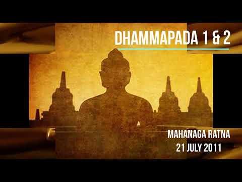 Dhammapada 02 Mahanaga Ratna in Marathi