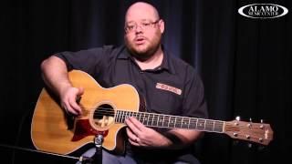 Taylor Guitar's ES1 vs ES2 Comparison