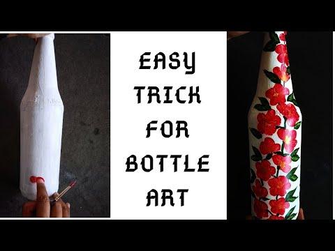 Bottle Art For Beginners