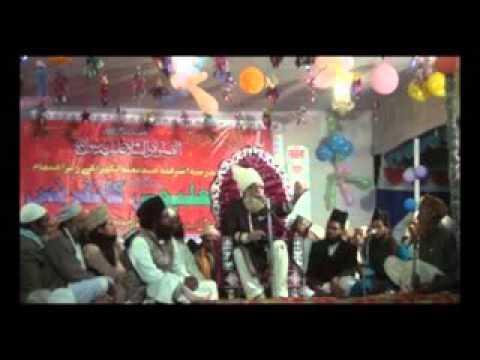 maulan tauseef raza khan(nikhra jalsa) part 2