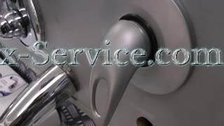 Видео обзор итальянский смесителя для душа скрытого монтажа Emmevi Luxor SC7009R