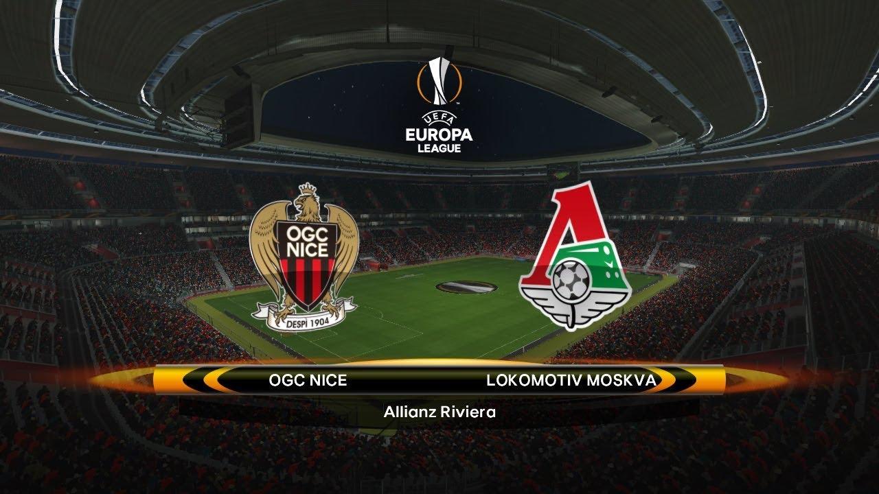 Image result for Nice vs Lokomotiv Moscow