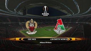 OGC Nice vs. Lokomotiv Moscow | 15/02/2018 | UEFA Europa league 2017/2018
