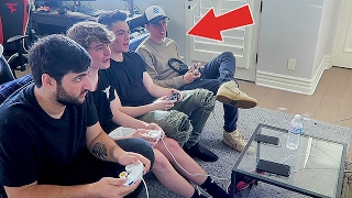 Repeat youtube video LOGIC VISITS THE FAZE HOUSE!