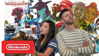 Download The Legend of Zelda: Breath of the Wild Character Bracket – Nintendo Minute Mp3 and Videos