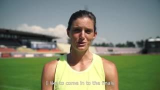 House of Switzerland Brazil 2016 - Lea Sprunger