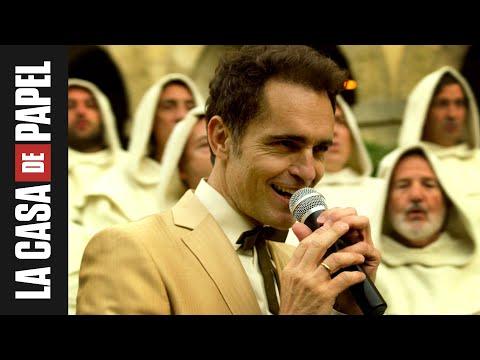 La Casa de Papel Parte 4 | Berlín canta Ti Amo | Netflix