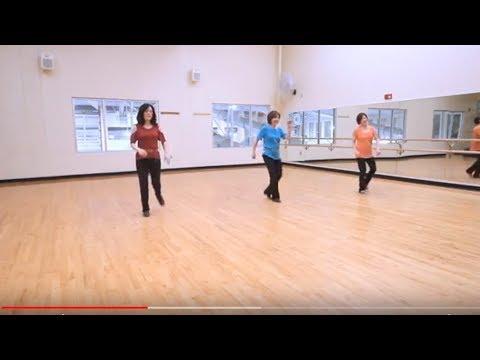 Sunshine Twist - Line Dance (Dance & Teach in English & 中文)