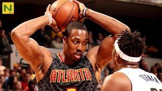 NBA屈指の肉体派!ドワイト・ハワードのトレーニング【バスケ】 thumbnail