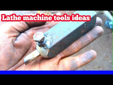 Lathe Machine Tool IDEAS LIFE USEING COOLEST DIY