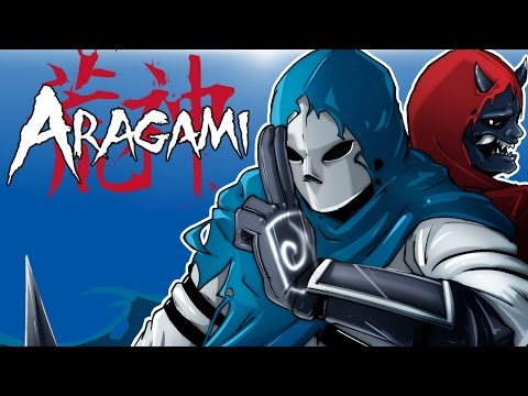 ARAGAMI - Chapter 11 - RUSTY NINJAS!! (Co-op with Cartoonz)