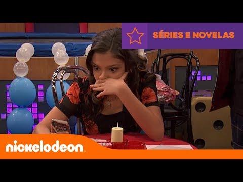 Game Shakers  Esperando o Henry  Brasil  Nickelodeon em Português