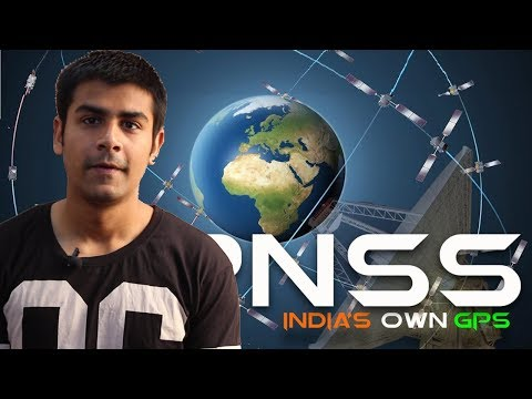 India's Own GPS   Navik   Indian Regional Navigation Satellite System