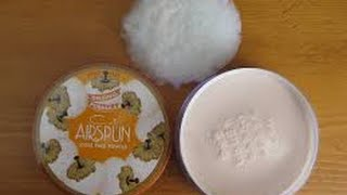 AirSpun face powder review *Requested* Thumbnail