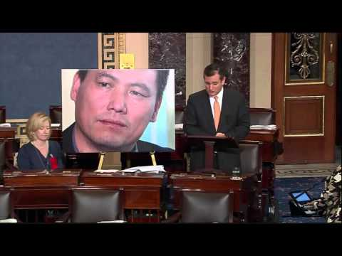 Sen. Cruz Seeks Passage of Legislation to Honor Chinese Dissidents
