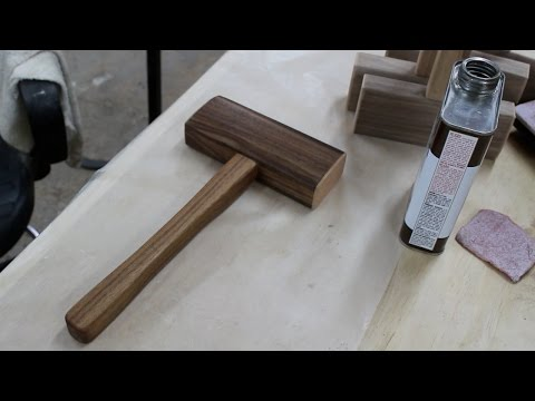 Making Joiners Mallets