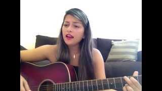 Os anjos cantam nosso amor (Jorge e Mateus) - Brenda Cibelly Cover