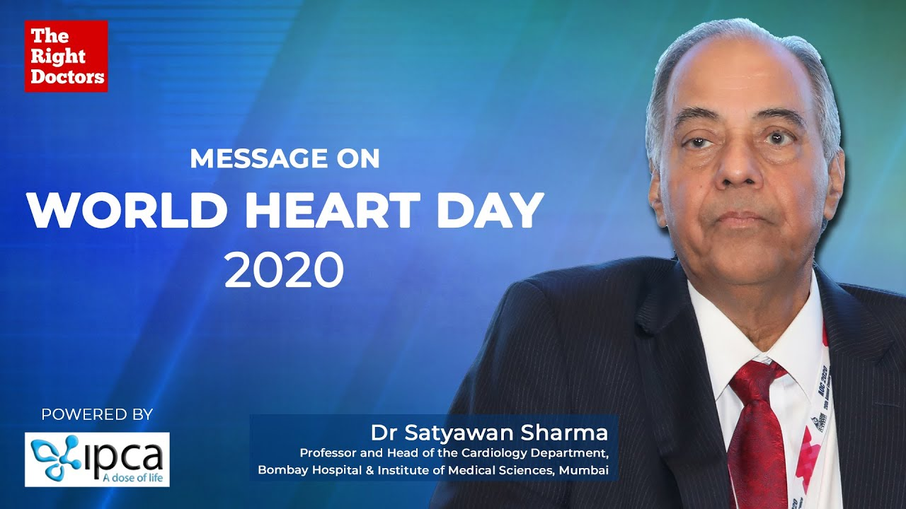 World Heart Day | Quit these 6 items to stay healthy | Dr. Satyavan Sharma