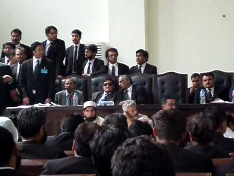 Lahore High Court & SUPREME COURT ;ALL PAKISTAN LAWYER Convention .PART/1