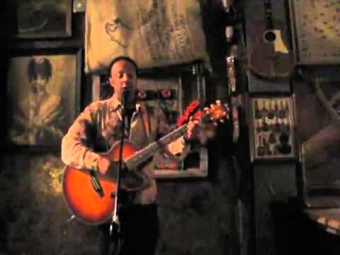 Gerald Lucas LIVE @ Roots Cafe' - Redemption Song