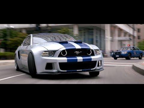 Погоня от полиции . Воссоединение команды \\ Need for Speed: Жажда скорости