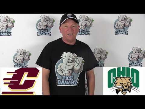 Ohio vs Central Michigan 3/9/20 Free College Basketball Pick and Prediction CBB Betting Tips