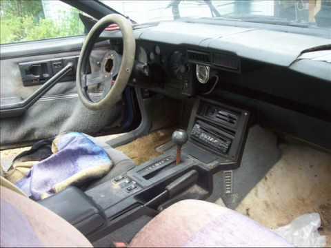 1986 Camaro IROC Z28 Restoration Part 1  YouTube