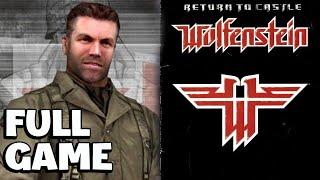 Return to Castle Wolfenstein Full Game | Longplay
