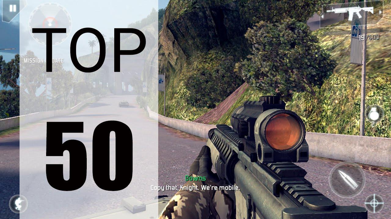 Top 50 Mejores Juegos Para Android 2015 Gratis Youtube