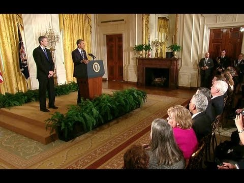 President Obama Speaks on No Child Left Behind Reform